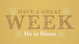 Easter: He is Risen  PowerPoint Photoshop image 7
