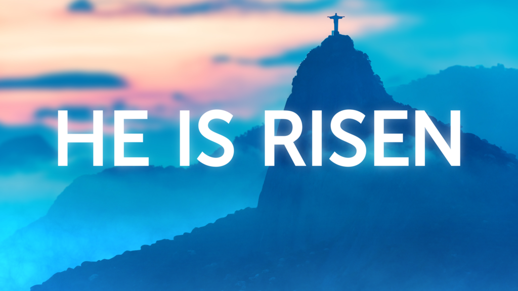 He is Risen: Rio large preview