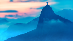 He is Risen Rio content a PowerPoint Photoshop image