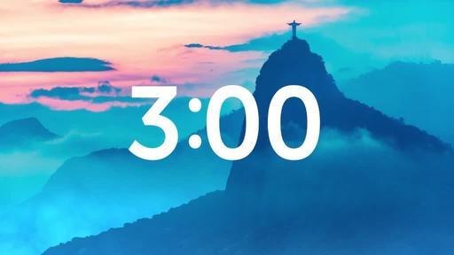 He is Risen: Rio - Countdown 3 min