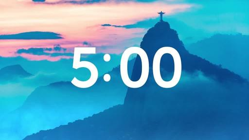He is Risen: Rio - Countdown 5 min