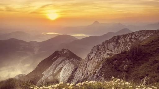 He is Risen: Mountains - Content - Motion
