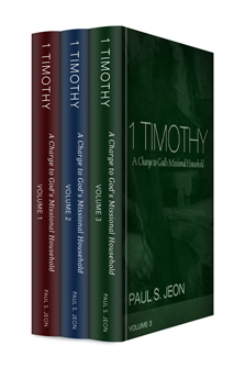 1 Timothy: A Charge to God's Missional Household, vols. 1–3