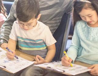 children's church bulletins