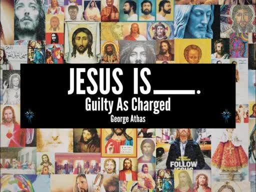 Jesus is ........