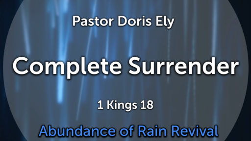 Abundance of Rain Revival