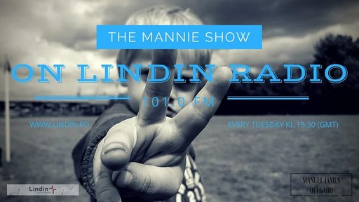 The Mannie Show on Lindin Radio - 2018.03.20 - The I AM statements of Jesus