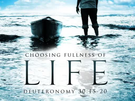 Choosing Fulness of LIFE