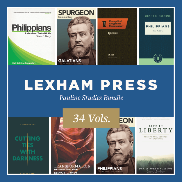 Lexham Press Pauline Studies Bundle (34 vols.)