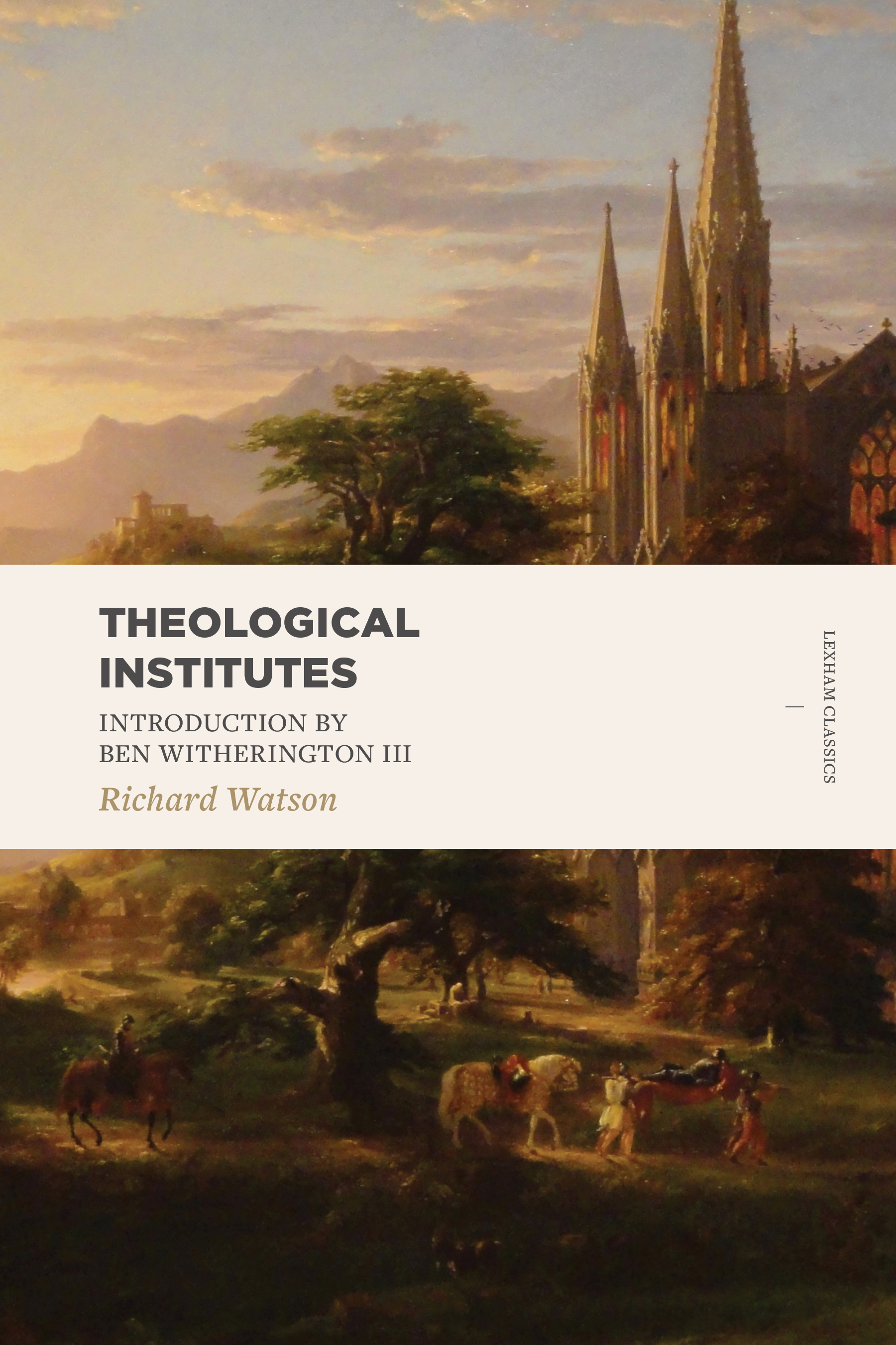 Theological Institutes (2 vols.)