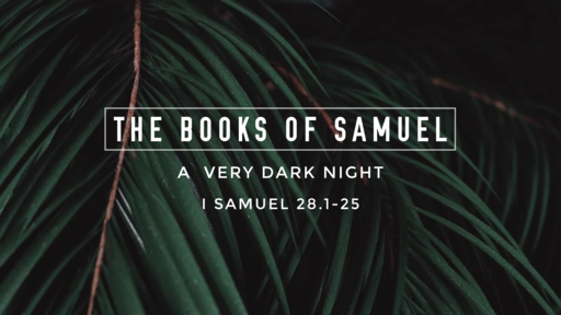 The Book Of Samuel