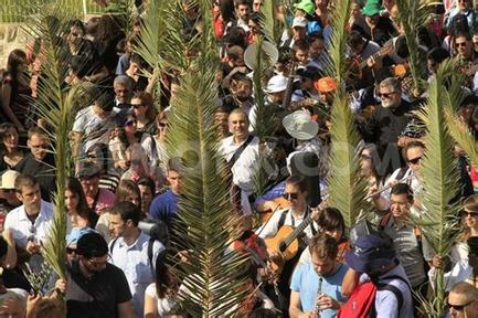 Contemporary-Palm Sunday