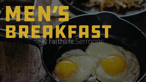 Men's Breakfast - Eggs