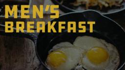 Men's Breakfast  Eggs 16x9 PowerPoint Photoshop image