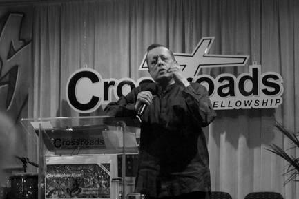 Pastor Christopher Alam