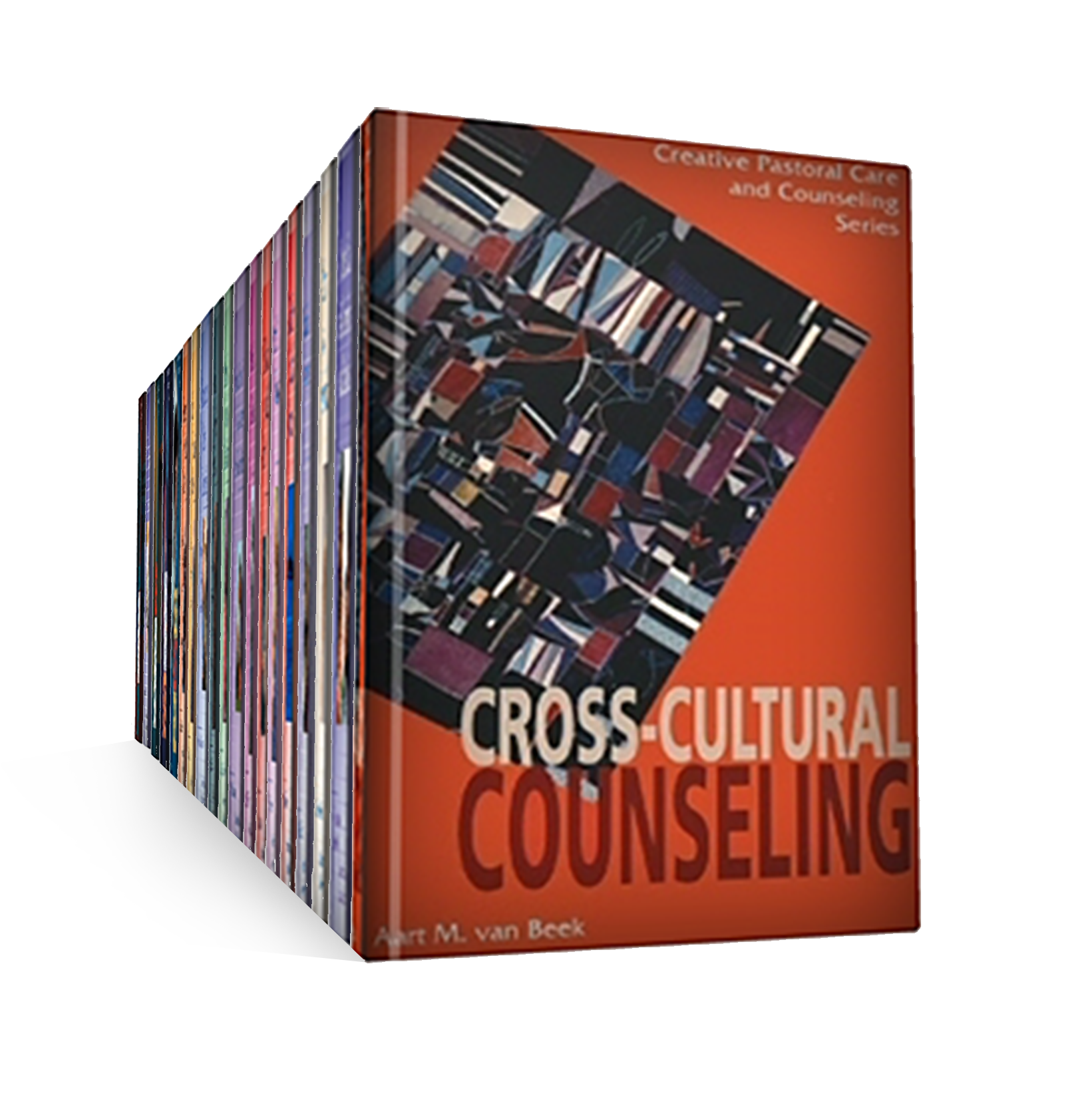 Fortress Press Creative Pastoral Care and Counseling Series (19 vols.)