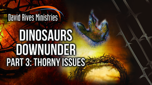 Dinosaurs Downunder - Part 3: Thorny Issues