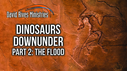 Dinosaurs Downunder - Part 2: The Flood