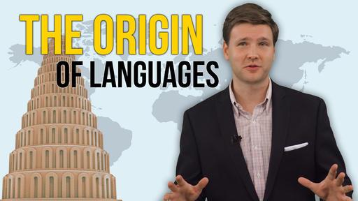 The Origin Of Languages