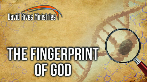 The Fingerprint Of God