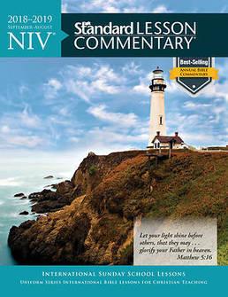 NIV Standard Lesson Commentary, 2018-2019