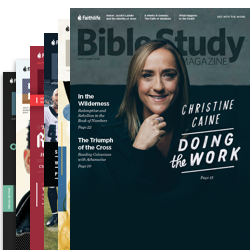 Bible Study Magazine Subscription