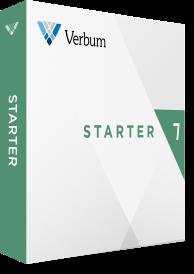 Verbum 7 Starter 20% off
