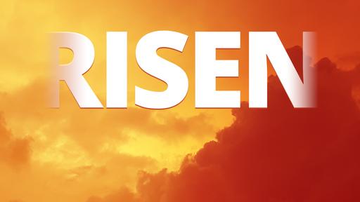 Risen (Easter 2018)