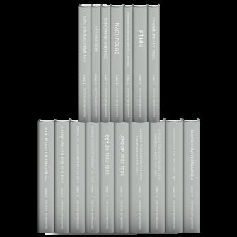 Dietrich Bonhoeffer Werke (17 Bände)