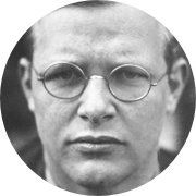 Bonhoeffer's Face
