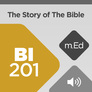 Mobile Ed: BI201 The Story of the Bible (audio)
