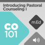 Mobile Ed: CO101 Introducing Pastoral Counseling I: Theory and Practice (audio)