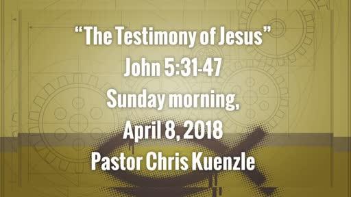 Sunday, April 8,  2018