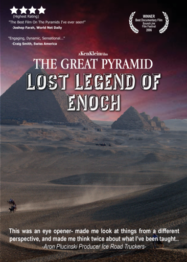 The Lost Legend Of Enoch