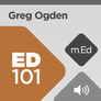 Mobile Ed: ED101 Introducing Discipleship (audio)