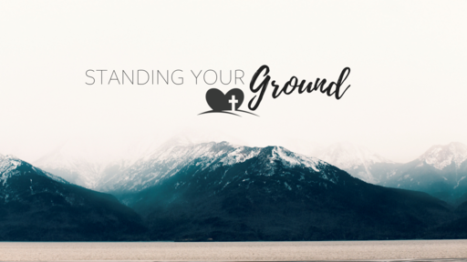Standing Your Ground
