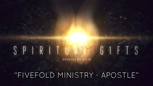 Apostolic Ministry