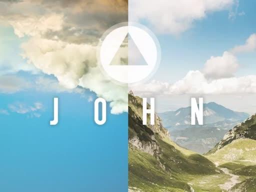 April 15th, 2018 - John Introduction