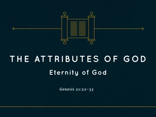 Eternity of God