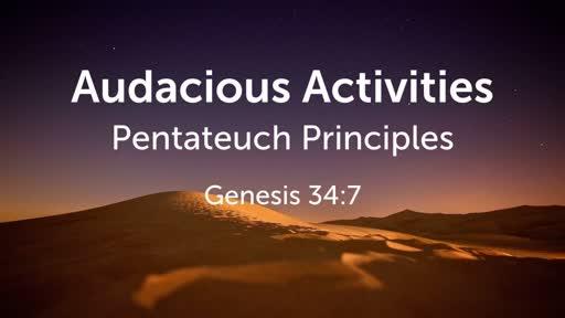 Audacious Activities
