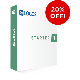 Logos 7 Starter 20% off