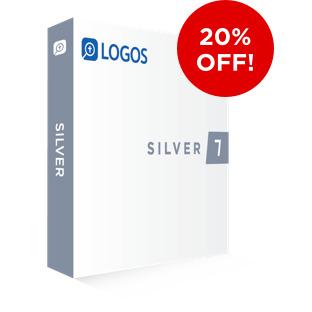Logos 7 Silver 20% off