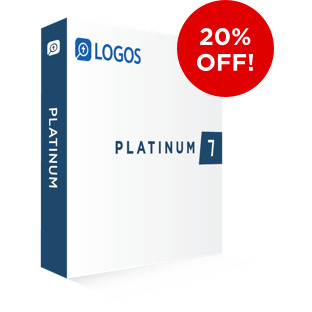 Logos 7 Platinum 20% off