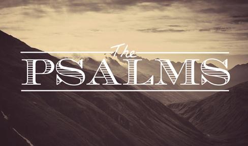 Psalm 34 - 4th June