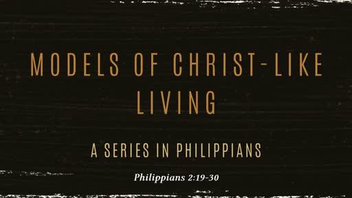 Models of Christ-like living