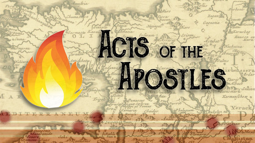 Acts 17:1-15 - Palm Sunday 25th March