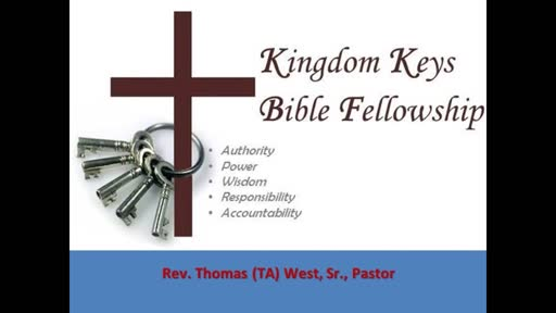 Characteristics of A Kingdom Citizen - 3