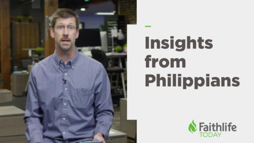 Insights on Philippians 2:25ff