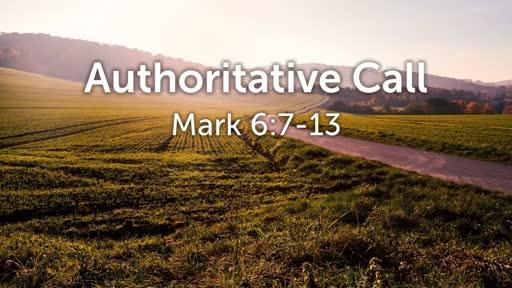 Authoritative Call