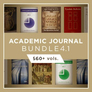 Academic Journal Bundle 4.1 (560+ vols.)